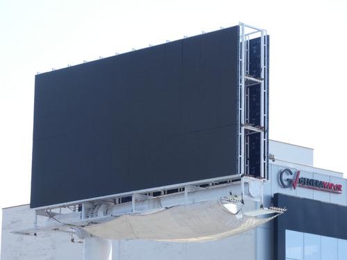 venta de pantallas con tecnologia led para publicidad