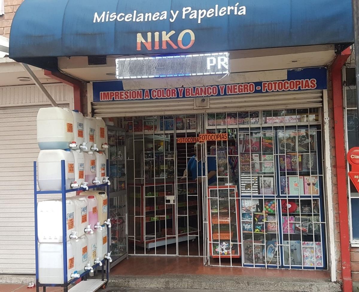 venta de papelería y miscelánea
