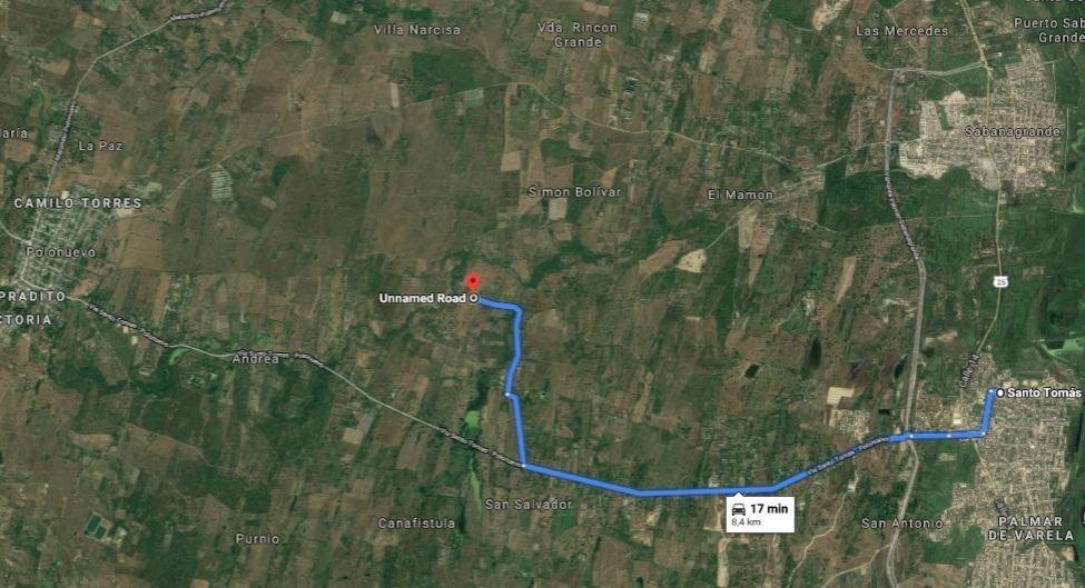 venta de parcelas de 700 metros cuadrados en zona rural
