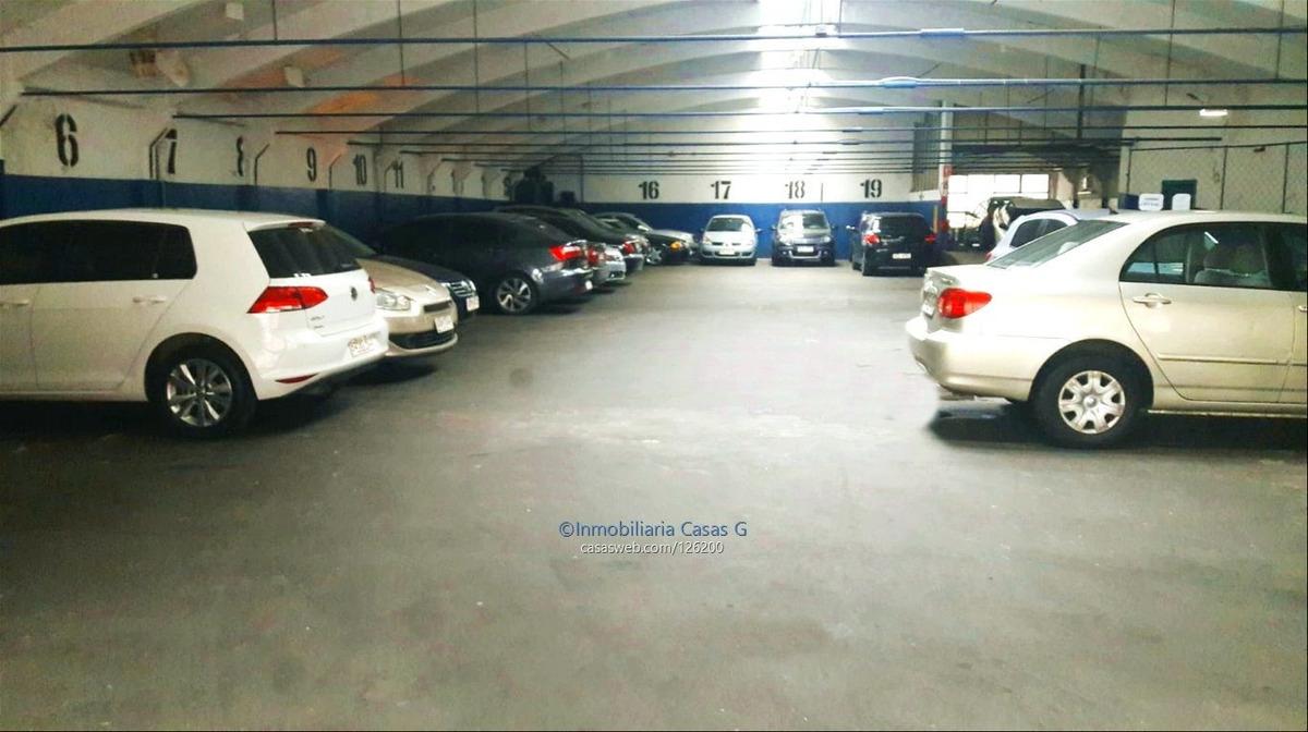venta de parking en ciudad vieja, ideal inversor para renta