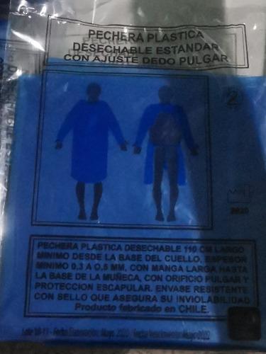 venta de pecheras plásticas quirurgicas