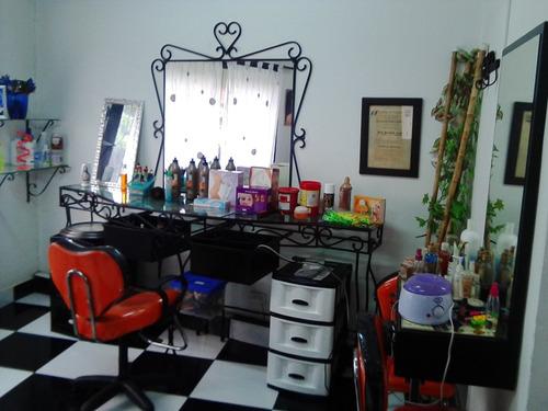 venta de peluqueria - aproveche negociable !!!