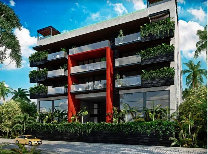 venta de penthouse  cancun