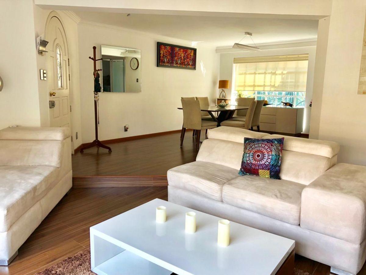 venta de penthouse de 3 recamaras con terraza en av toluca