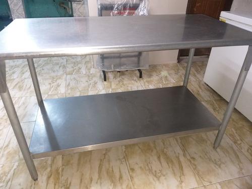 venta de perco de 720 litro/meson de acero inoxidable