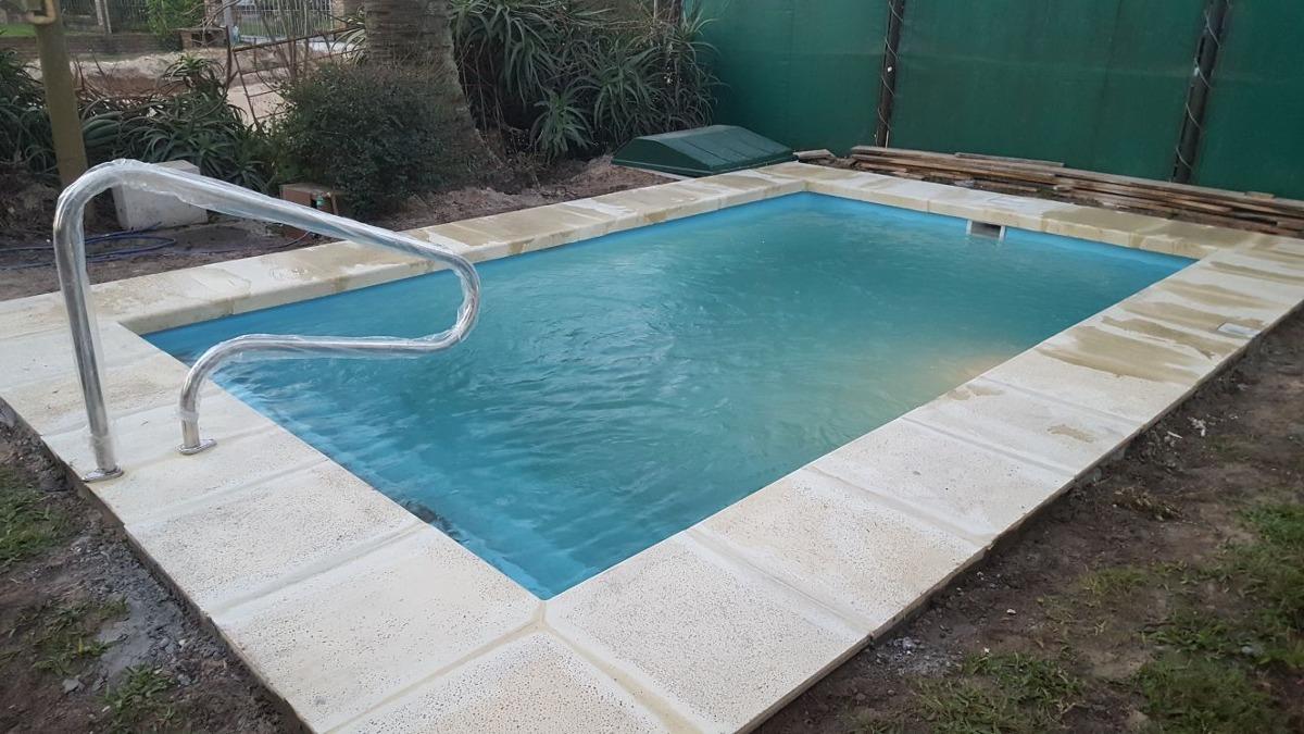 Venta de piscinas de fibra de vidrio 24 cuotas sin recargo for Costo piscina fibra de vidrio