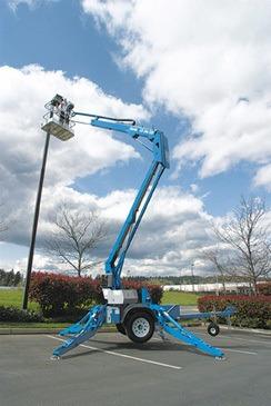 venta de plataformas electricas para trabajos en altura