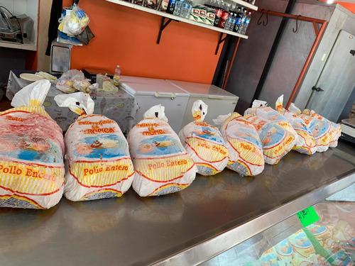 venta de pollos al mayor y detal congelados y frescos