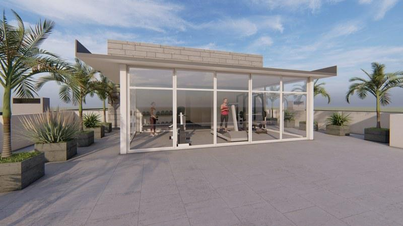 venta de pozo departamento 2 ambientes torre cristal barrio  el portal nordelta