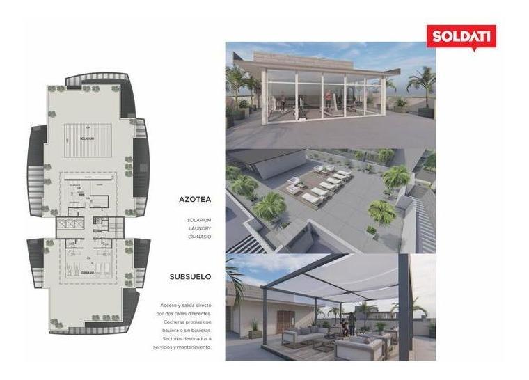 venta de pozo departamento 4 ambientes torre cristal barrio el portal nordelta