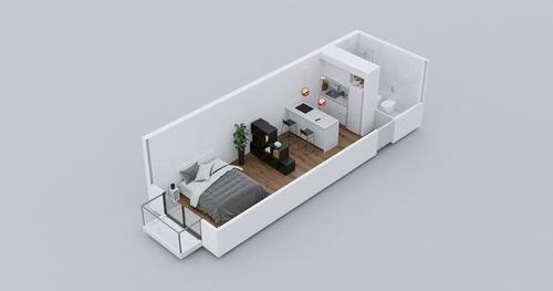 venta de pozo - departamentos 1 y 2 ambientes san miguel
