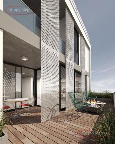 venta de pozo semipiso de 4 amb./balcon terraza/espacio guardacoche