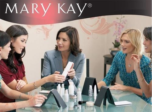 venta de productos de belleza, consultora mary kay