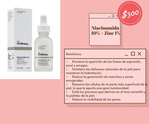 venta de productos de skincare