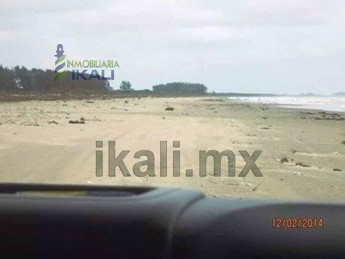 venta de rancho 100 hectáreas frente al mar tamiahua veracruz por lotes están disponibles los lotes numero 70, 68 y 66, en la colonia benito juarez  al norte tiene 2,882 m. al sur 2,855 m. al este 32