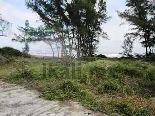 venta de rancho 100 hectáreas frente al mar tamiahua veracruz por lotes están disponibles los lotes numero 70, 68 y 66, en la colonia benito juarez al norte tiene 2,882 m. al sur 2,855 m. al este 326