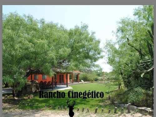 venta de rancho cinegetico cerca de los ramones n.l