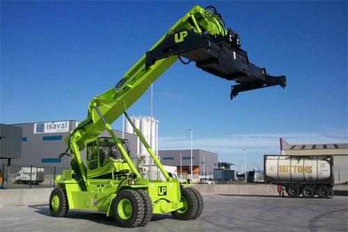 venta de reach stacker nuevos usados up lifting