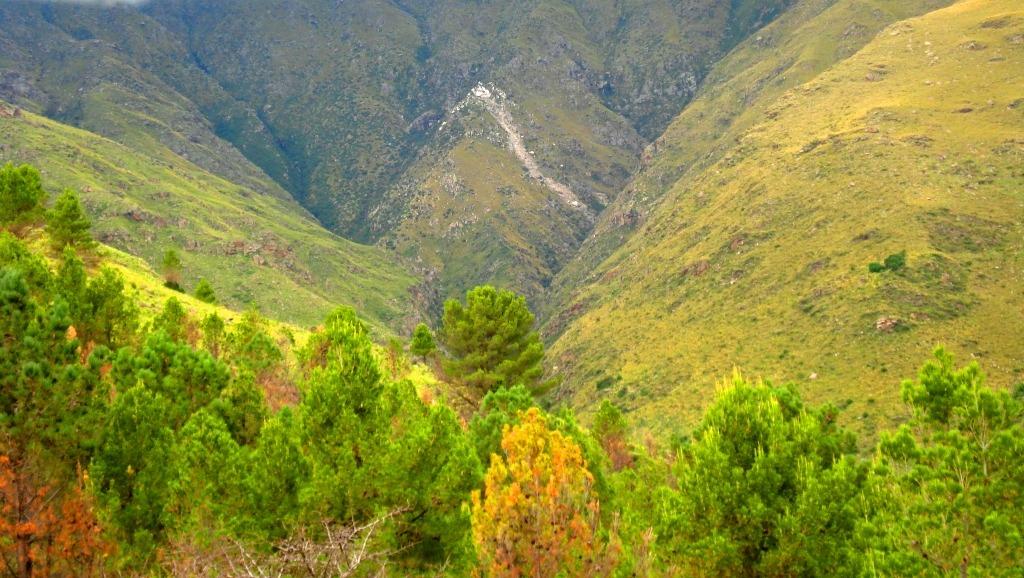 venta de refugio de montaña en san javier traslasierra