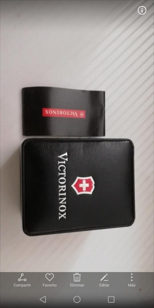 4fe85ace79fd venta de reloj suizo original victorinox. Cargando zoom.