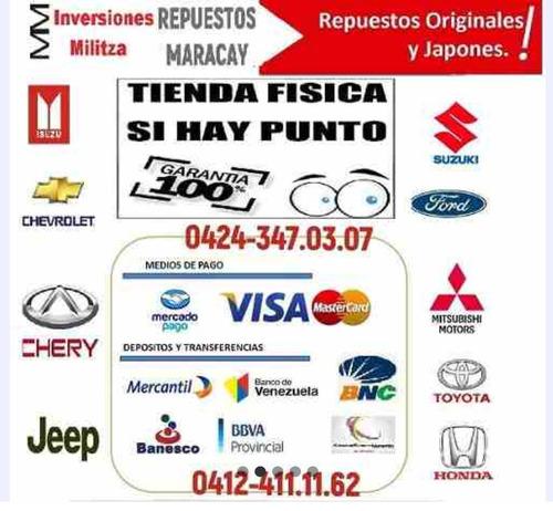 venta de repuestos automotrices multimarcas