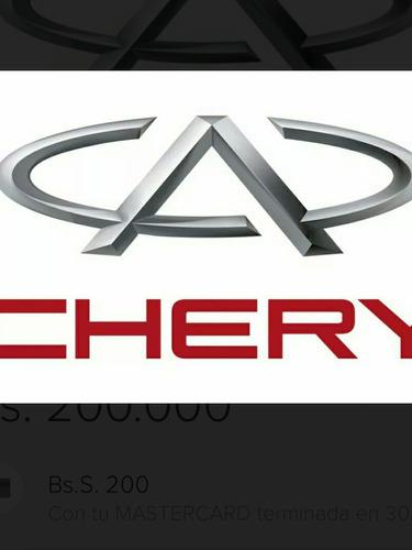 venta de repuestos chery