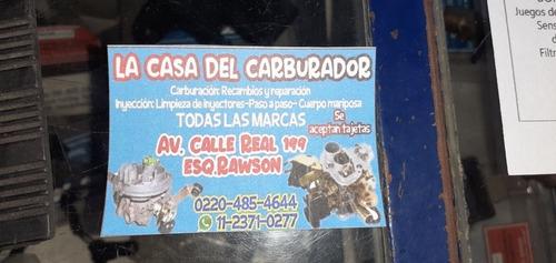 venta de repuestos de carburacion y inyección todas las marc