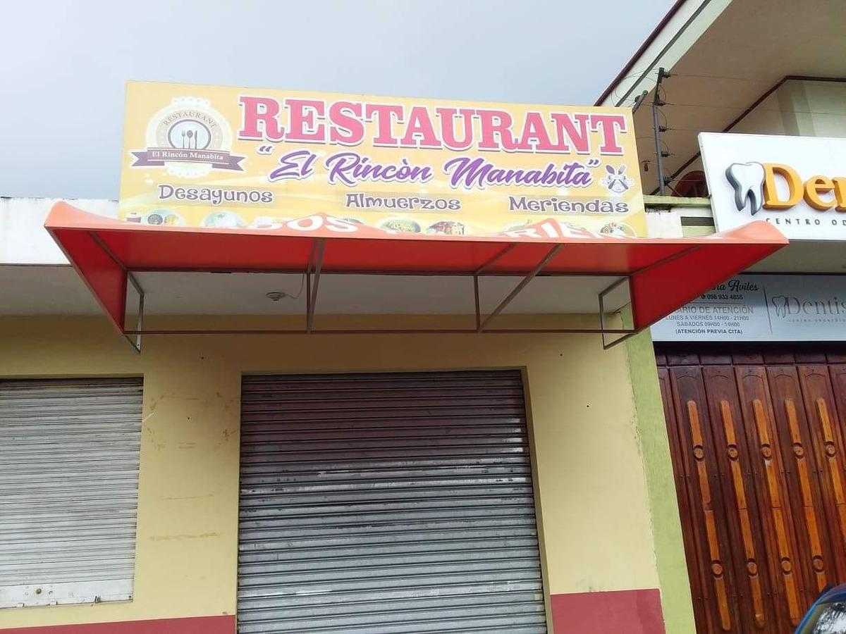 venta de restaurante precio negociable