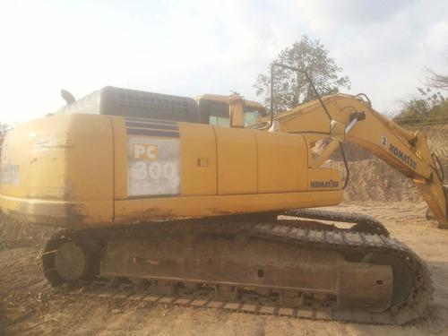 venta de retro excavadora pc300lc-7