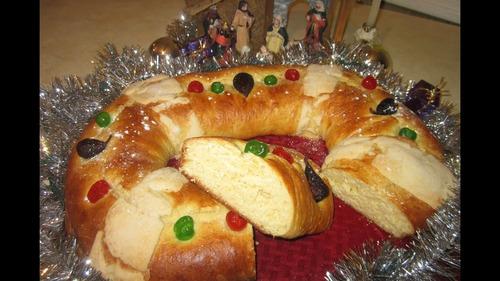 venta de roscas para estas fiesta de navidad y año nuevo
