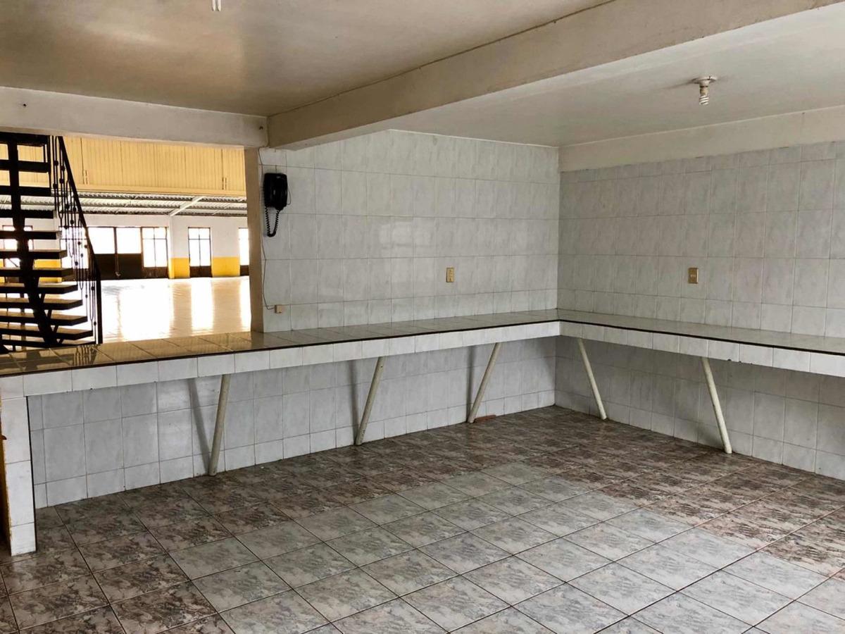 venta de salon de fiestas o bodega en santiago tianguis