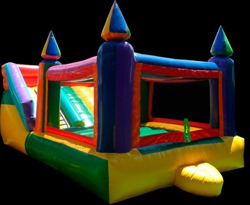 venta de saltarines inflables, castillos, uso comercial