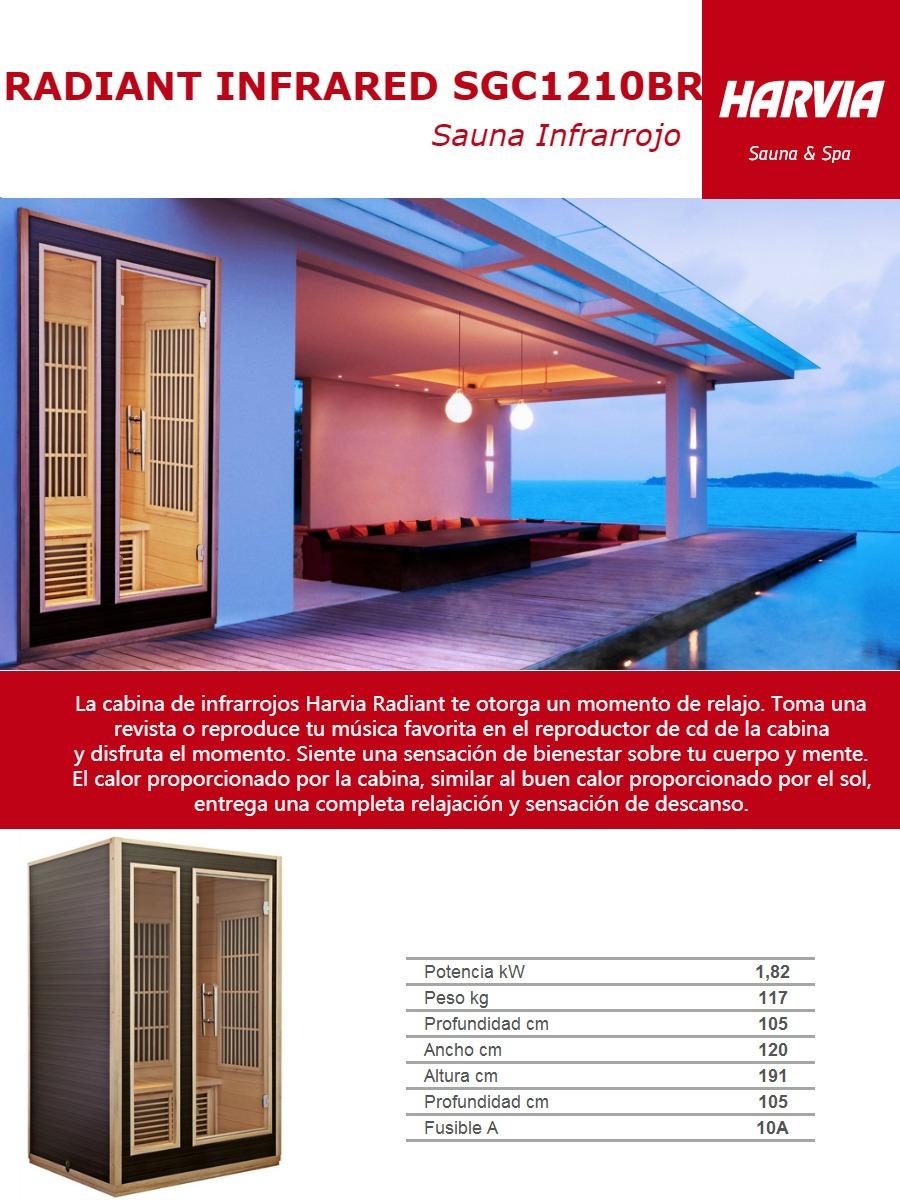 venta de saunas y equipamientos