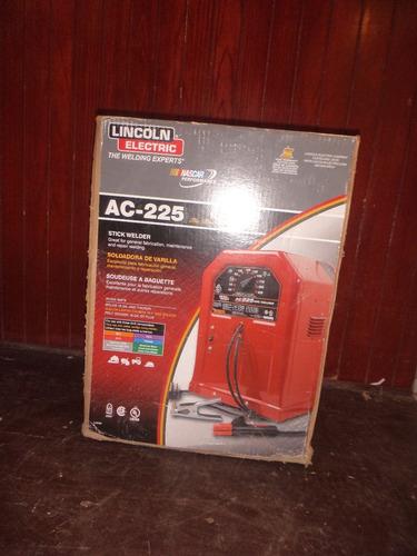 venta de soldadora elctrica 225 lincold