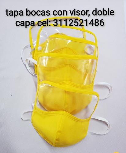 venta de tapa bocas con visor