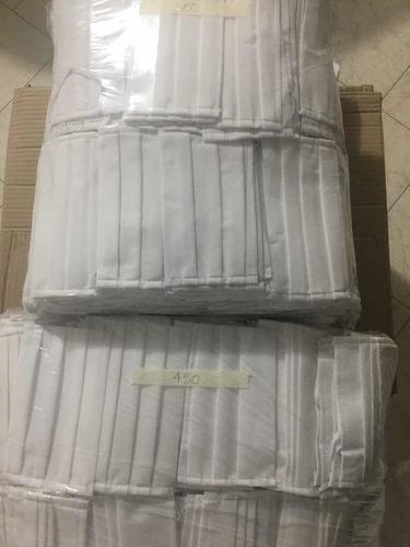 venta de tapabocas doble capa de 60 gramos al por mayor