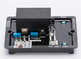 venta de tarjeta avr regulador de voltaje para grupos elect