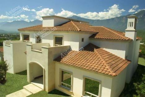 Venta de tejas para techos de casas en mercado for Fotos de casas modernas con tejas