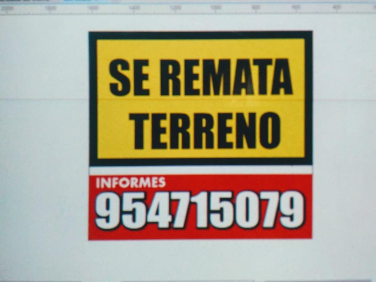 venta de terreno 229 mts2 con utilidad de $25000  carabayllo