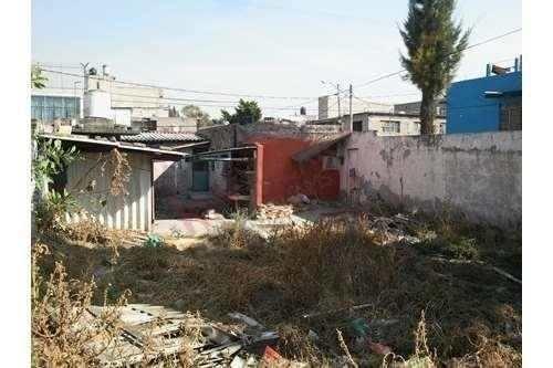 venta de terreno $2,750,000 en col. del obrero, gustavo a. madero, ciudad de méxico (cdmx)