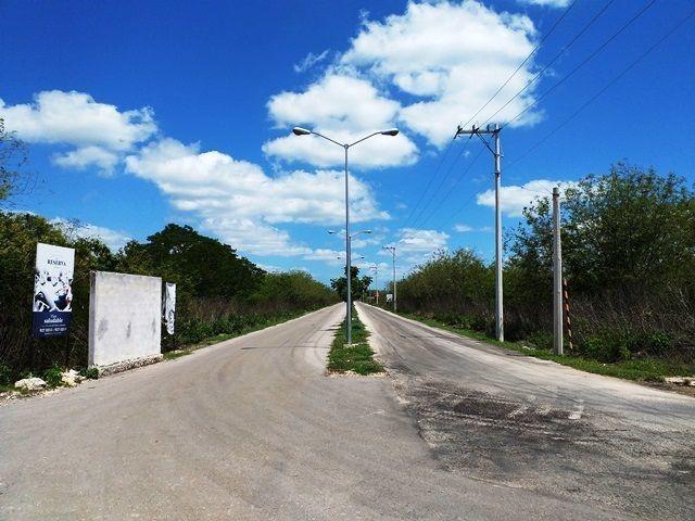 venta de terreno  3.9 hectáreas (conkal,  yucatán)
