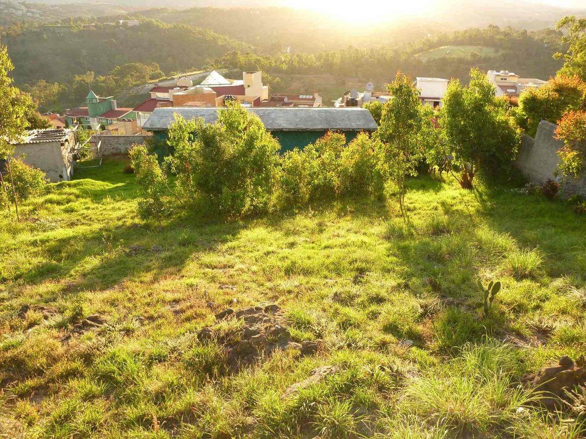 venta de terreno 785 m2, privada paseos del bosque naucalpan