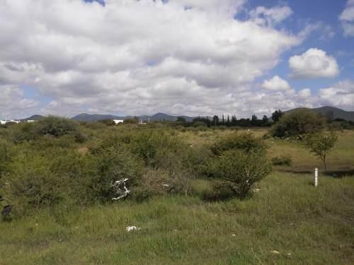 venta de terreno a 1 km de cinvestav juriquilla