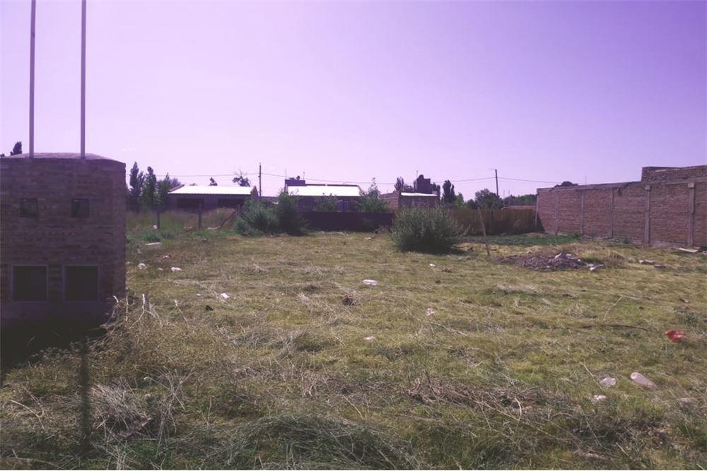 venta de terreno -bº distrito noroeste- cipolletti