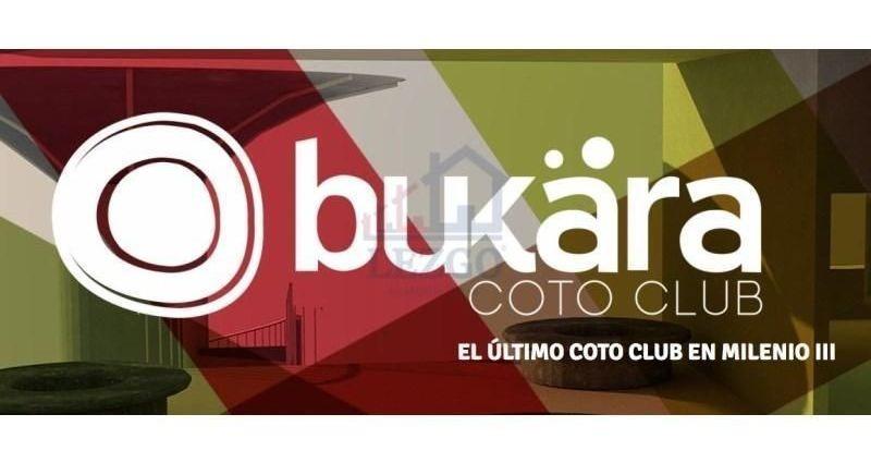 venta de terreno bukara coto club, milenio iii