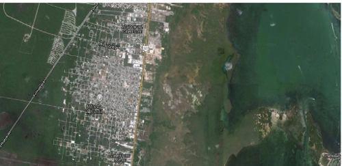 venta de terreno comercial con accesorias en bonfil, cancun quintana roo!!  c1627