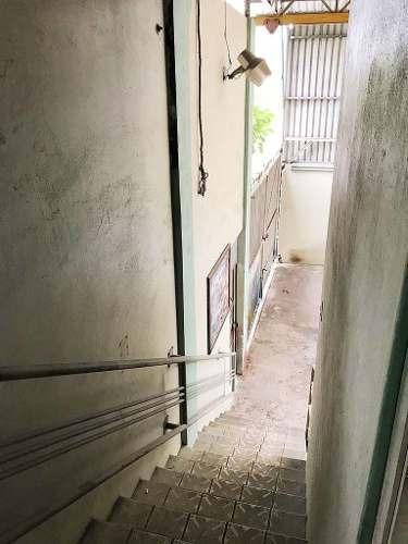 venta de terreno con construcción en col. emilio portes gil, tampico,
