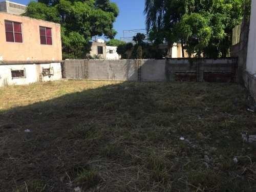 venta de terreno con edificio en construcción, col. primavera, tampico, tamaulipas.