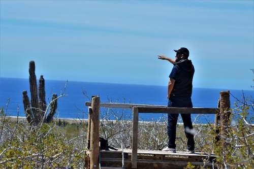 venta de terreno con vista al mar en la paz