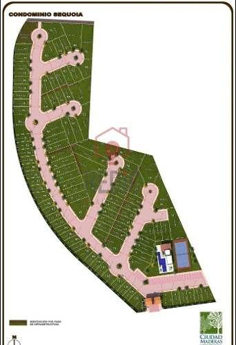 venta de terreno de 112 m2 en ciudad maderas